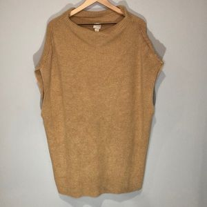 Chico's Oversized Pull Over Sweater